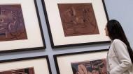Teils können Kunstwerke zu 100 Prozent steuerfrei an die nächste Generation übertragen werden.