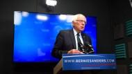 Bernie Sanders kämpft weiter