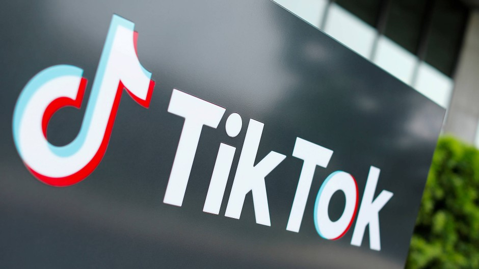 Das Logo der Video-App Tiktok