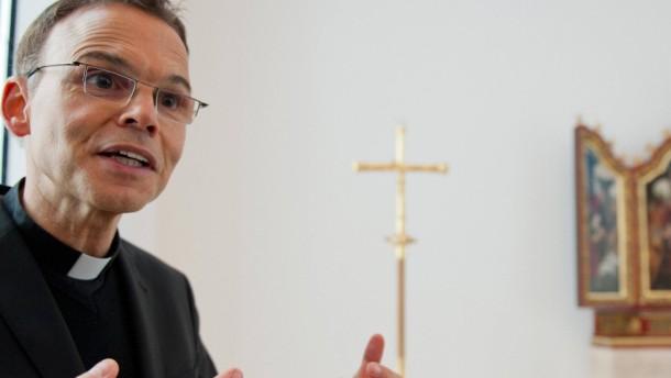 Tebartz-van Elst sagt Auftritt wieder ab