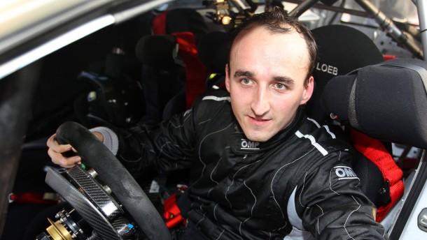 Kubica testet für Mercedes