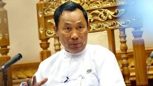 Offener Machtkampf in Burma