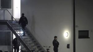 Verdächtiger gab Polizei Hinweis auf Leichenfundort