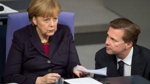 Kanzleramt übt heftige Kritik an BND