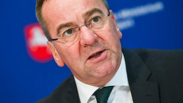 Pistorius und Köpping kandidieren für SPD-Vorsitz