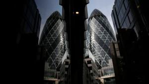 Londons Gurke wird jetzt verkauft