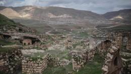 Diese antike Stadtfestung wird abgerissen
