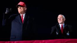 Könnte Trump noch abgesetzt werden?