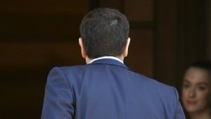 Tsipras vermeidet das Wort Rücktritt