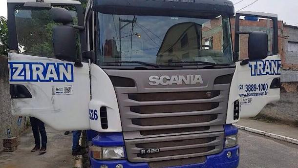 In Rio gestohlene ARD/ZDF-Container wieder da