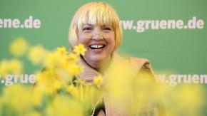 Bundesvorstand Grüne - Claudia Roth