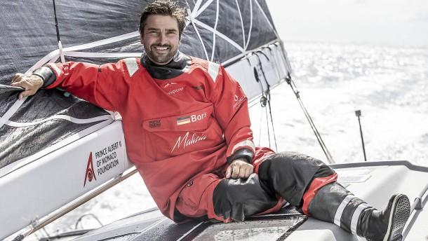 Das größte Abenteuer des Boris Herrmann