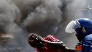 Heftige Kämpfe nach Putschversuch in Burundi