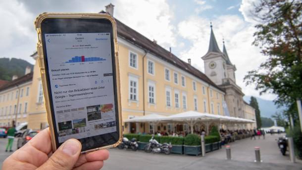 Bräustüberl Tegernsee feiert Sieg gegen Google