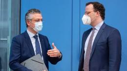 RKI-Präsident Wieler mahnt zu großer Vorsicht bei Öffnungen