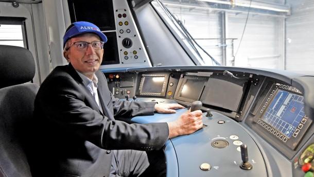 """""""Die Eisenbahn wird zum Rückgrat der künftigen Mobilität"""""""