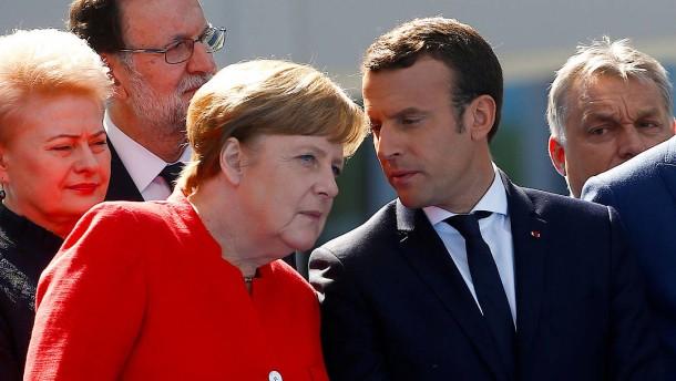 """""""Europa ist kein Supermarkt"""""""