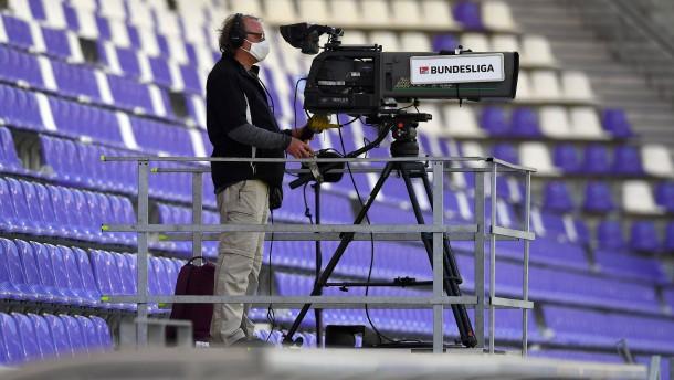 Bundesliga einigt sich mit DAZN