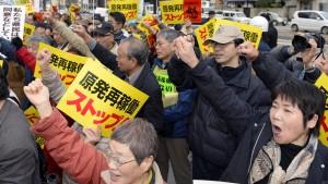 Der GAU hat Japan aus seinem Dornröschenschlaf geweckt
