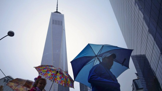 Erste Mieter ziehen in One World Trade Center