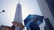 Erste Mieter ziehen in One World Trade Center