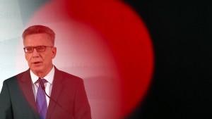 """De Maizière fordert """"Vorab-Vereinbarung"""" zum Familiennachzug"""