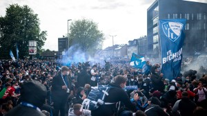 VfL Bochum steigt in die Bundesliga auf