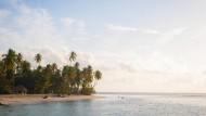 Der Strand am Pigeon-Point-Nationalpark verträgt noch Gäste