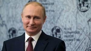 Putin bleibt das Programm