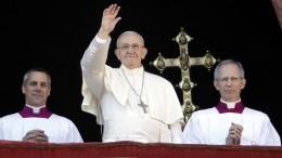 Papst Franziskus fordert mehr Mitgefühl