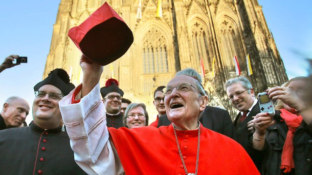 Joachim Kardinal Meisner ist tot