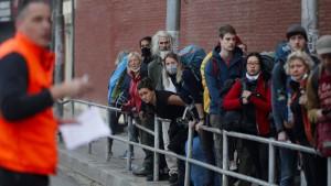 Deutsche Touristen aus Nepal ausgeflogen