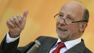 Verabschiedet sich am Donnerstag als Wirtschafts- und Verkehrsminister: Dieter Posch (FDP)