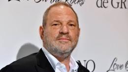 Produktionsfirma leitet Untersuchungen gegen Harvey Weinstein ein