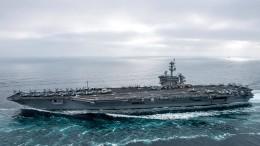 Washington will Flugzeugträger trotz Virusinfektionen nicht evakuieren