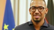 Jérôme Boateng erhält Auszeichnung für Toleranz