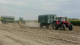 Streit um Agrarsubventionen in Tschechien
