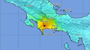 Erdbeben der Stärke 6,3 erschüttert Panama und Costa Rica