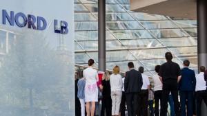 Amerikanische Investoren bieten gemeinsam für Nord LB