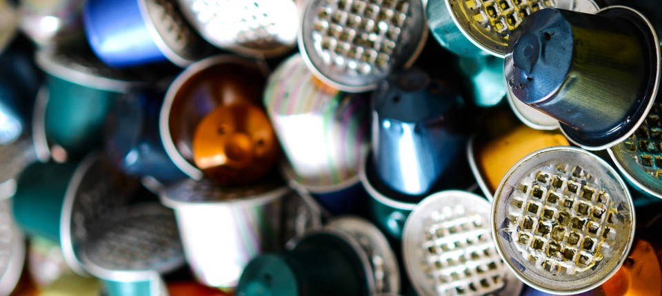 Gruner Punkt Lobt Recycling Von Nespresso Und Anderen Kaffeekapseln