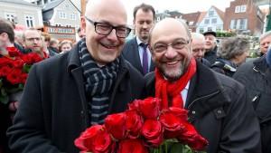 Was nun, Herr Schulz?