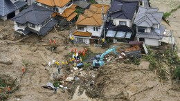 Dutzende Tote nach heftigen Regenfällen