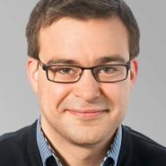 """Christian Palm - Portraitaufnahme für das Blaue Buch """"Die Redaktion stellt sich vor"""" der Frankfurter Allgemeinen Zeitung"""