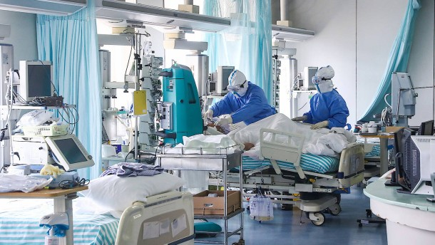 1700 Ärzte in China infiziert