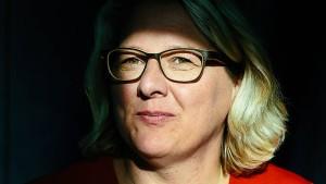 Die Frau fürs Klima