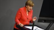 Merkel: Keine Einigung um jeden Preis