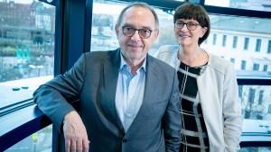 SPD-Chefs relativieren ihr 30-Prozent-Ziel