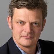 """Winand von Petersdorff-Campen - Portraitaufnahme für das Blaue Buch """"Die Redaktion stellt sich vor"""" der Frankfurter Allgemeinen Zeitun"""