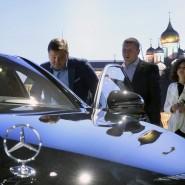 Von 2019 an sollen 20.000 Autos mit dem Stern in Russland gefertigt werden.