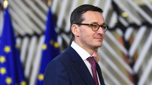 Polen rechnet mit Verfahren der EU-Kommission